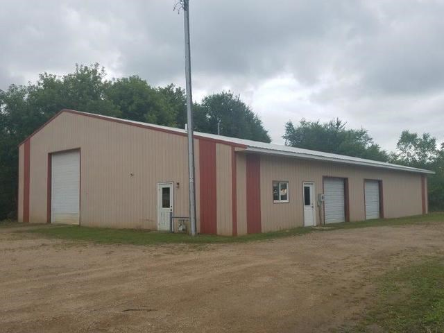 Commercial Steel Building and Land Lot for Sale Fergus Falls