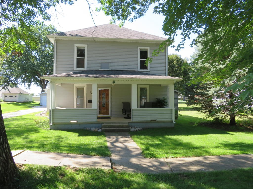 For Sale 4 Bed Updated Home  Woodbine Iowa