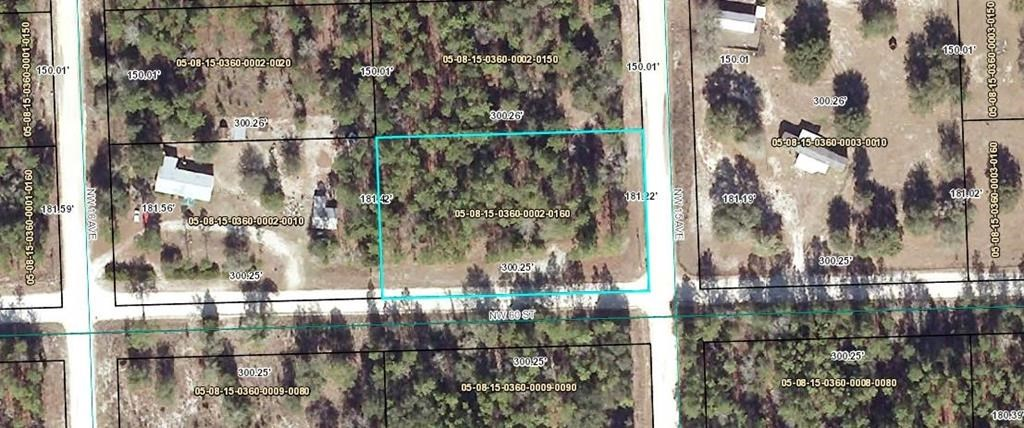Vacant Land Home Site Gilchrist County Bell Florida