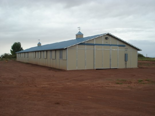 Large Commercial Horse Property in Tularosa NM.