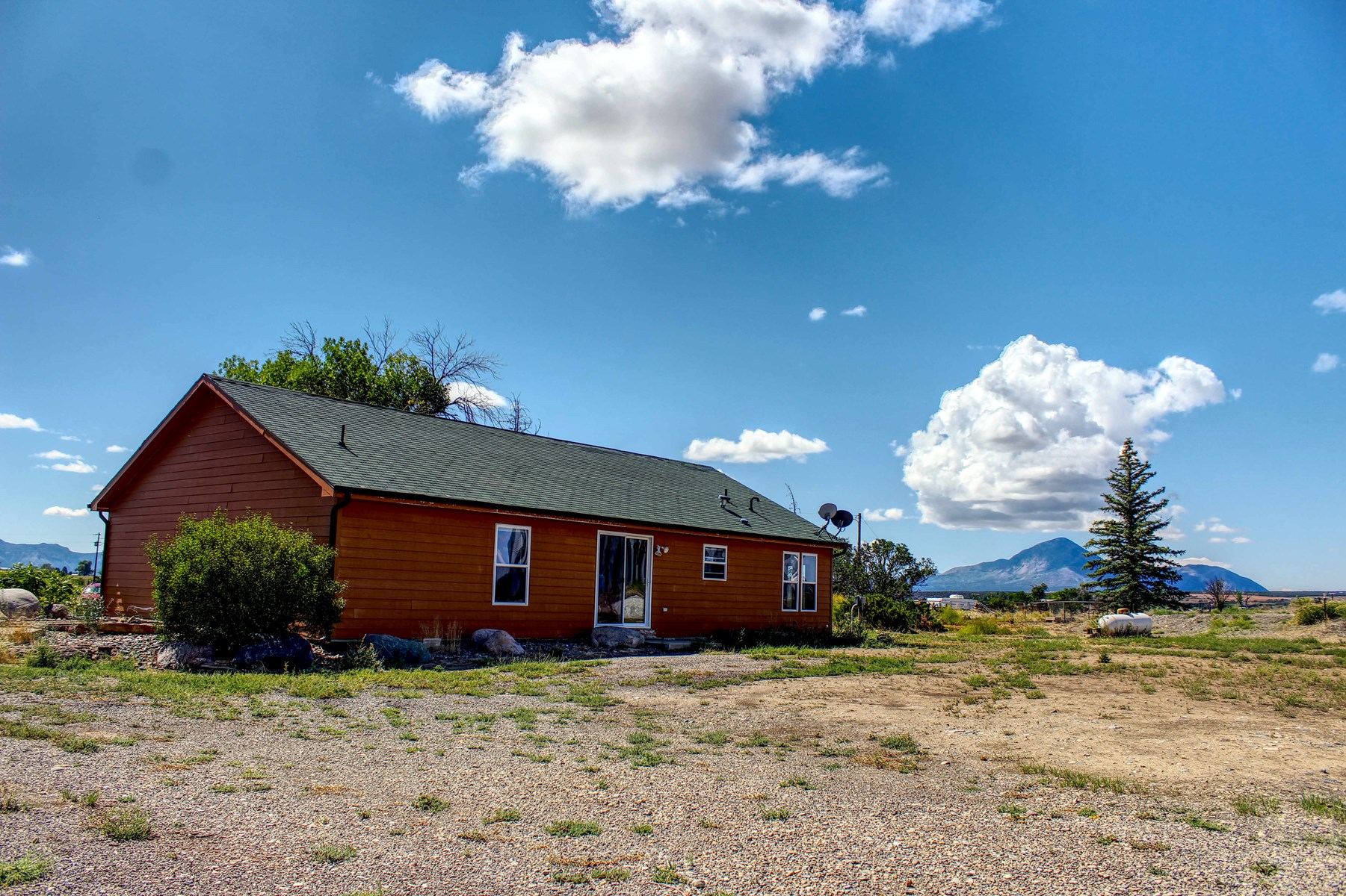Home & Acreage in Cortez, CO with Mountain Views For Sale