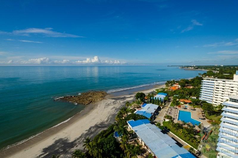 Coronado Bay Apartment Beach Front for Sale PANAMA
