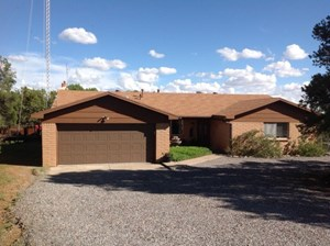 HOME WITH FRUIT TREES FOR SALE IN SILVER CITY NM