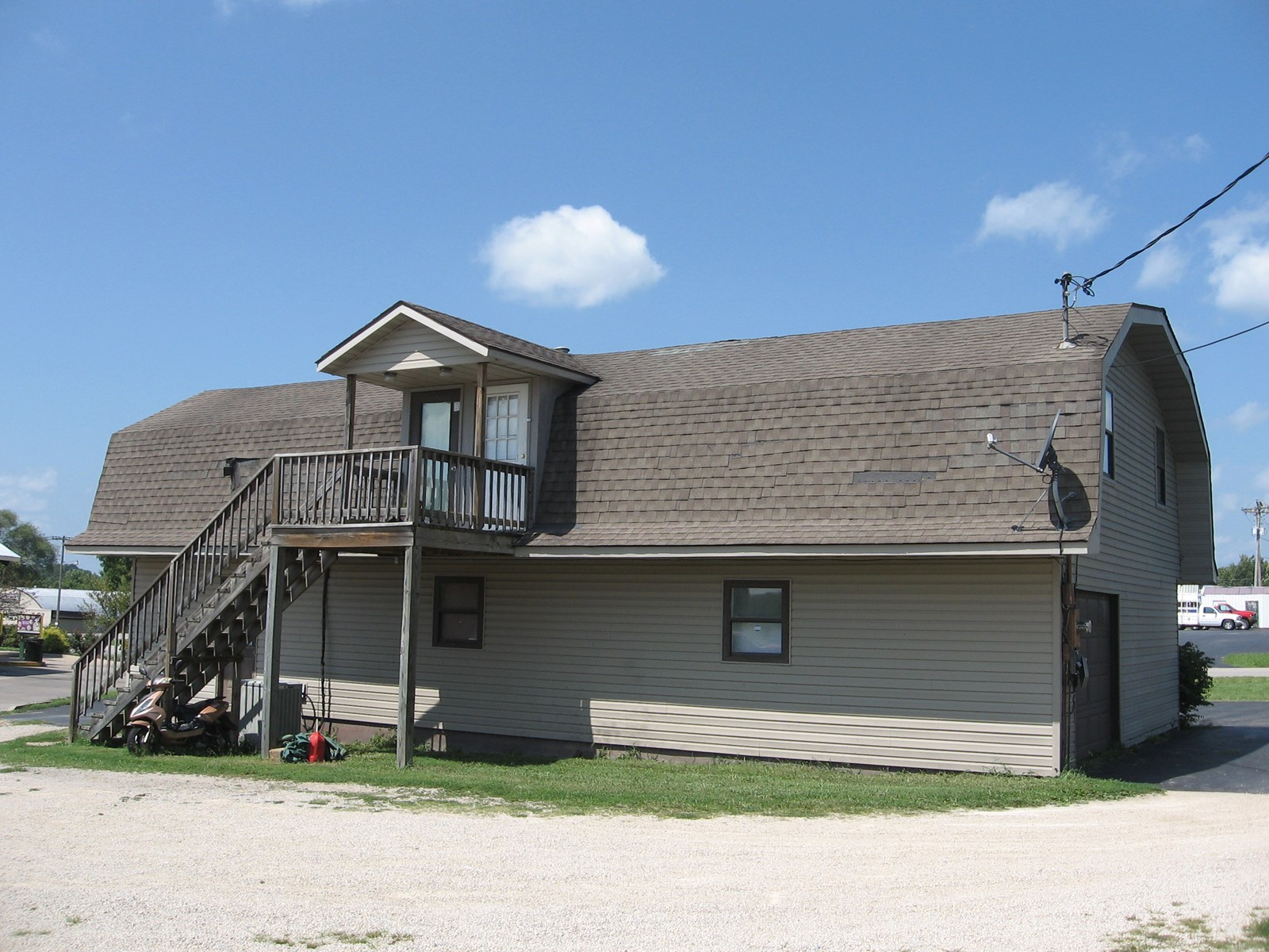 Multi-Unit Apartment Building For Sale in Fredericktown, MO