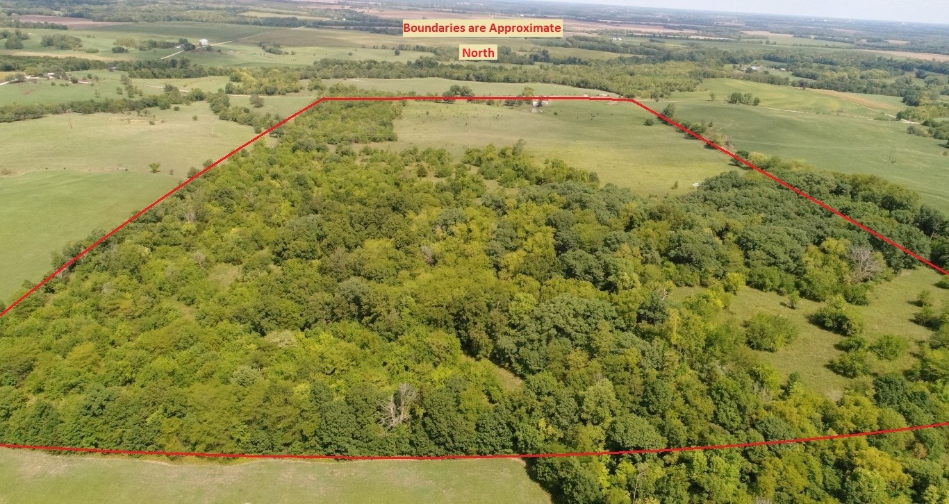 80+/- Ac Pasture, Timber, Two Ponds, Hunting, Daviess Co, MO
