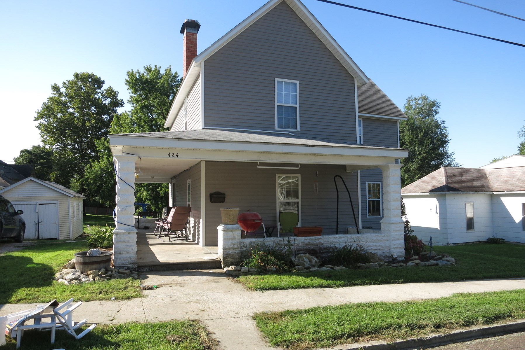 For Sale 4 Bedroom Home in Trenton MO