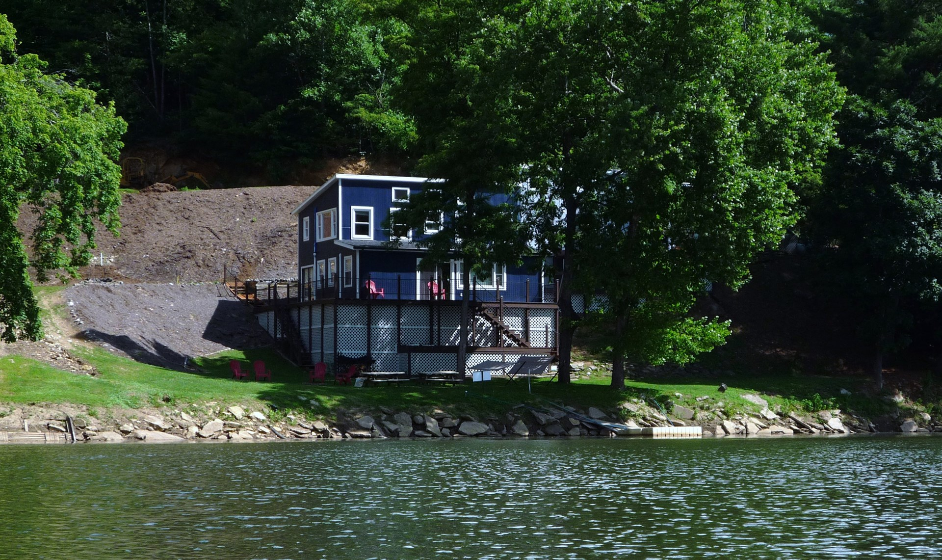 Home and 40 Acres on the New River