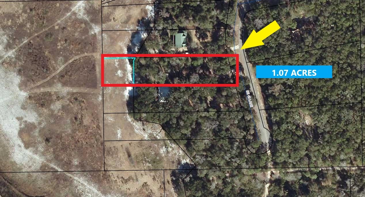 GREAT HOME LOT OFF PAVED ROAD - 1.07 Acre Lot in Trenton