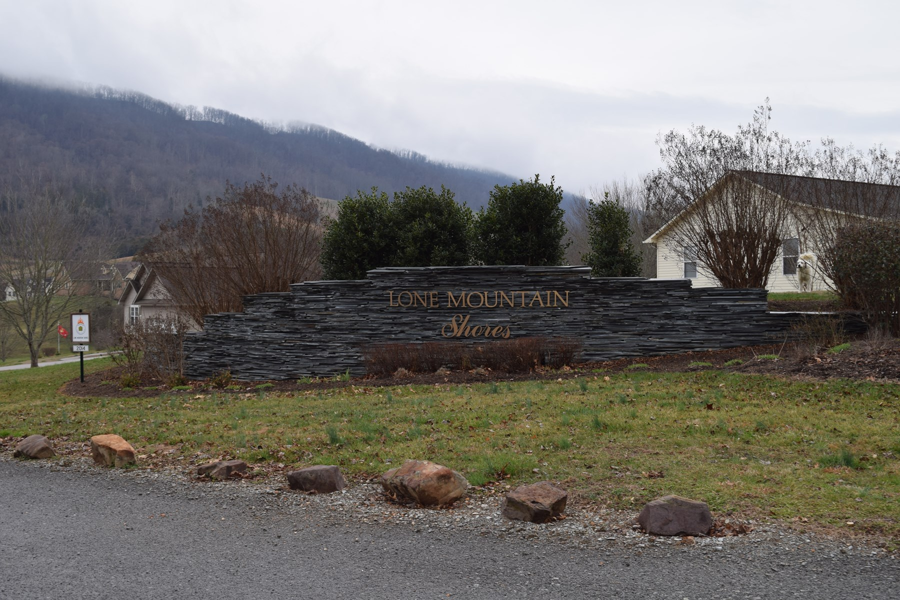 East Tennessee Norris Lakefront Subdivision Lots For Sale