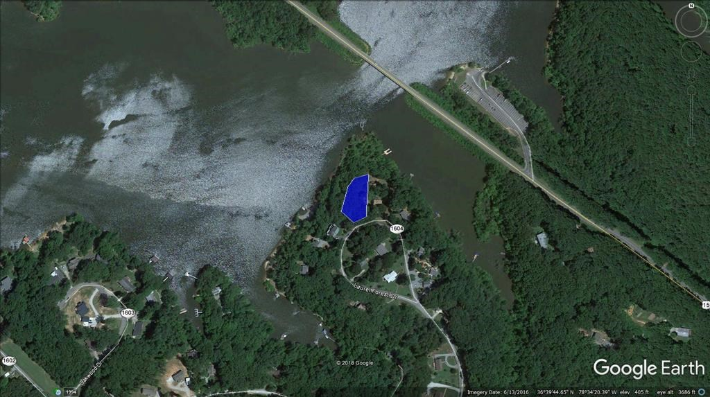Build Your Lakefront Home On Buggs Island Lake, VA