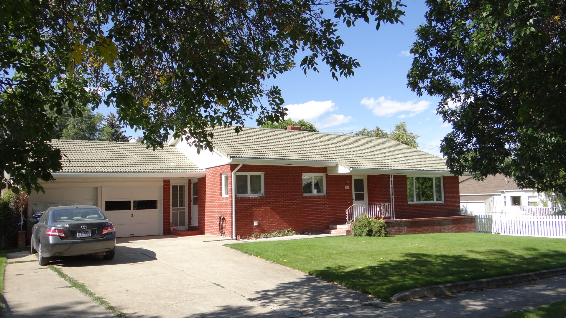 Central Montana Brick Home For Sale