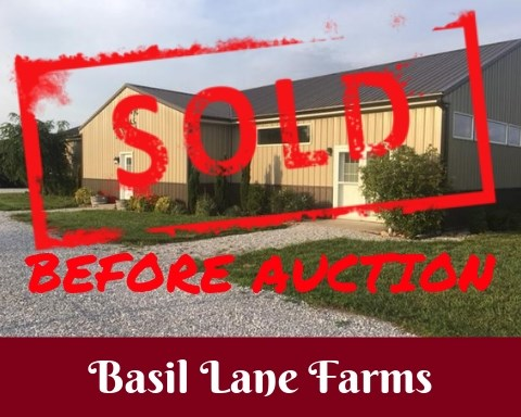 SOLD! Equestrian Farm Southwest Missouri For Sale at Auction