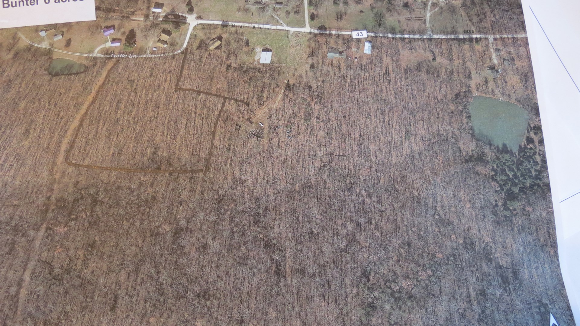 6 Acres For Sale in Greenfield, Mo.