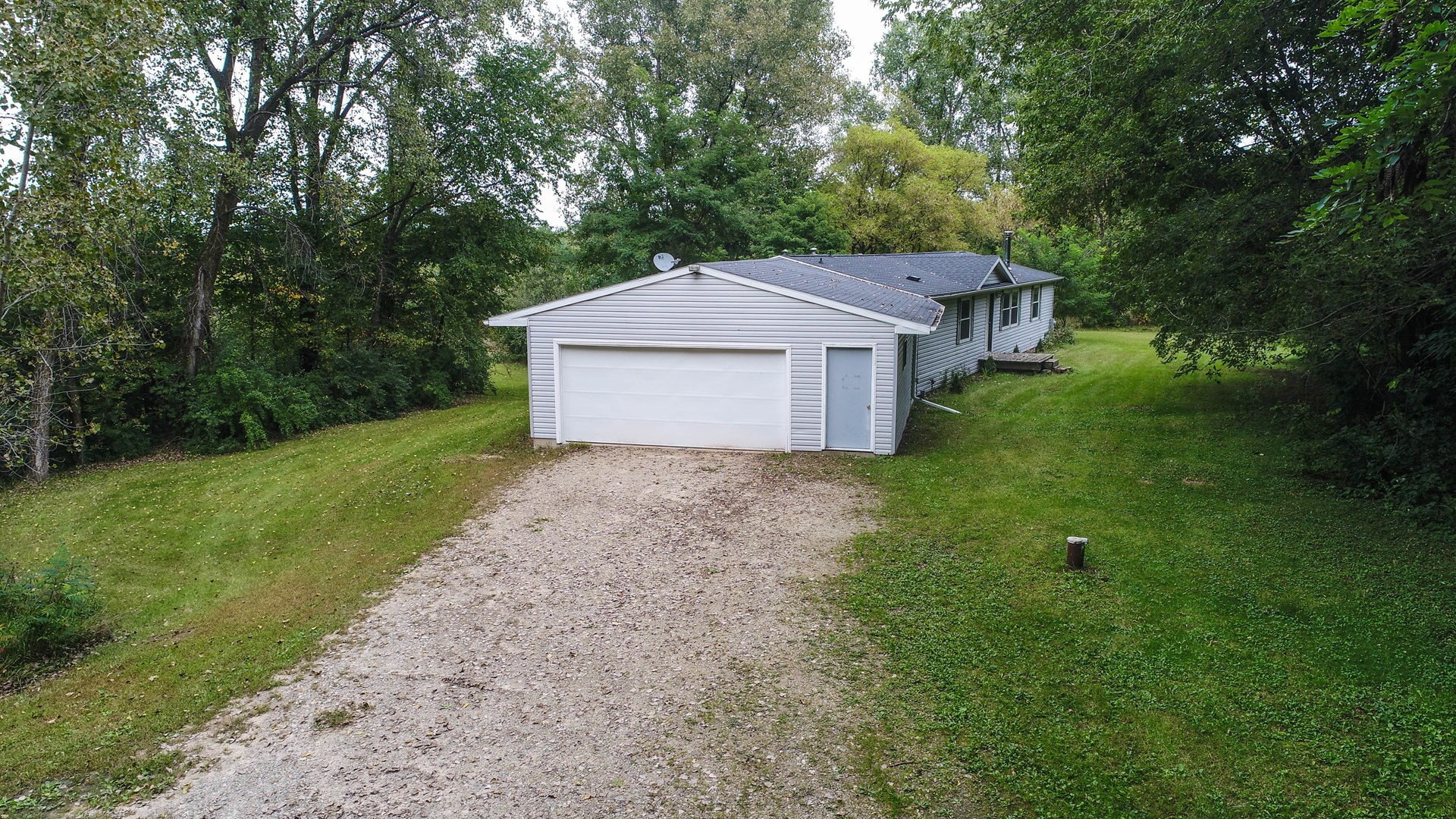Country Home for Sale in Weyauwega, WI