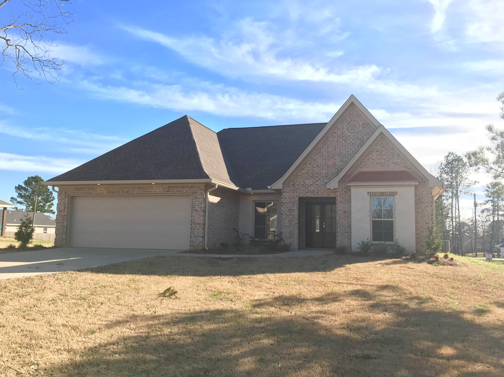 New 3 Bed, 2 Bath Home in Mathiston, MS