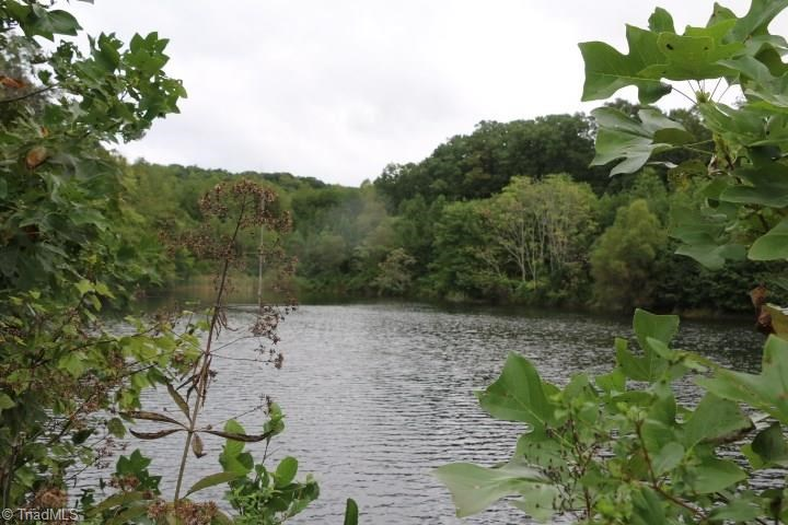 6.03+/- Acres with lake in Pilot Mountain NC