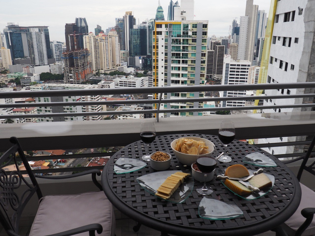 Luxor Condo Panama City for Rent