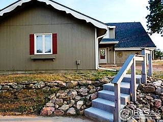 Home in foothills on over 4.5 Acres
