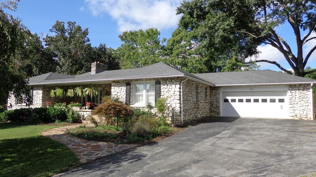 Updated, Italian Stone House For Sale In Abingdon VA