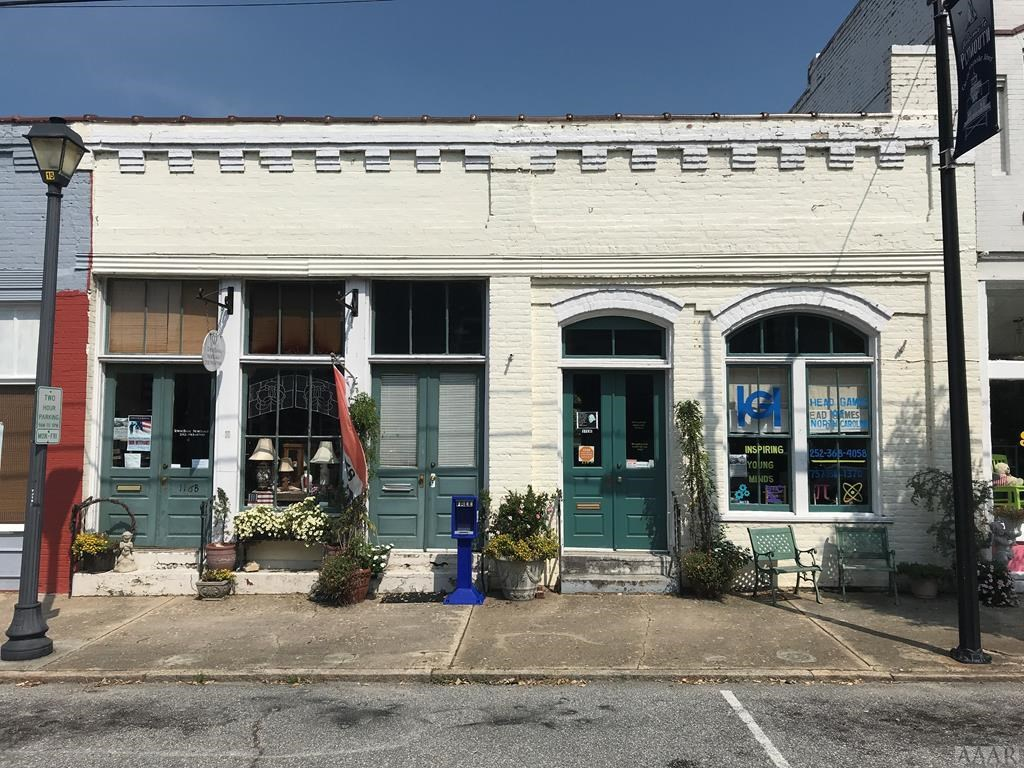 PLYMOUTH, NC COMMERCIAL PROPERTY-RIVERFRONT PROPERTY