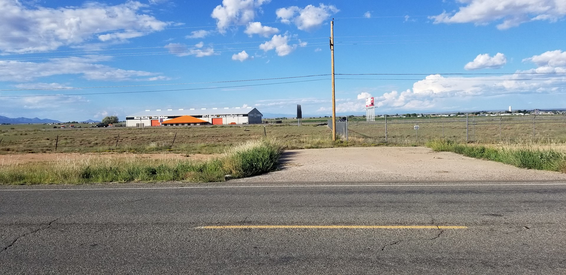 Central NM Commercial Land For Sale in Moriarty 1.98 Acres