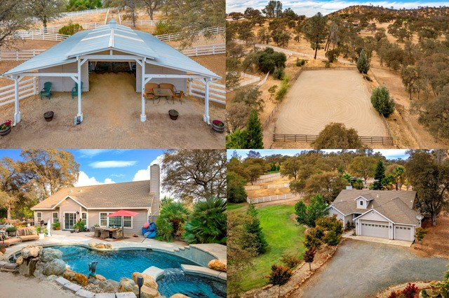 Equestrian Horse Property in Browns Valley, CA