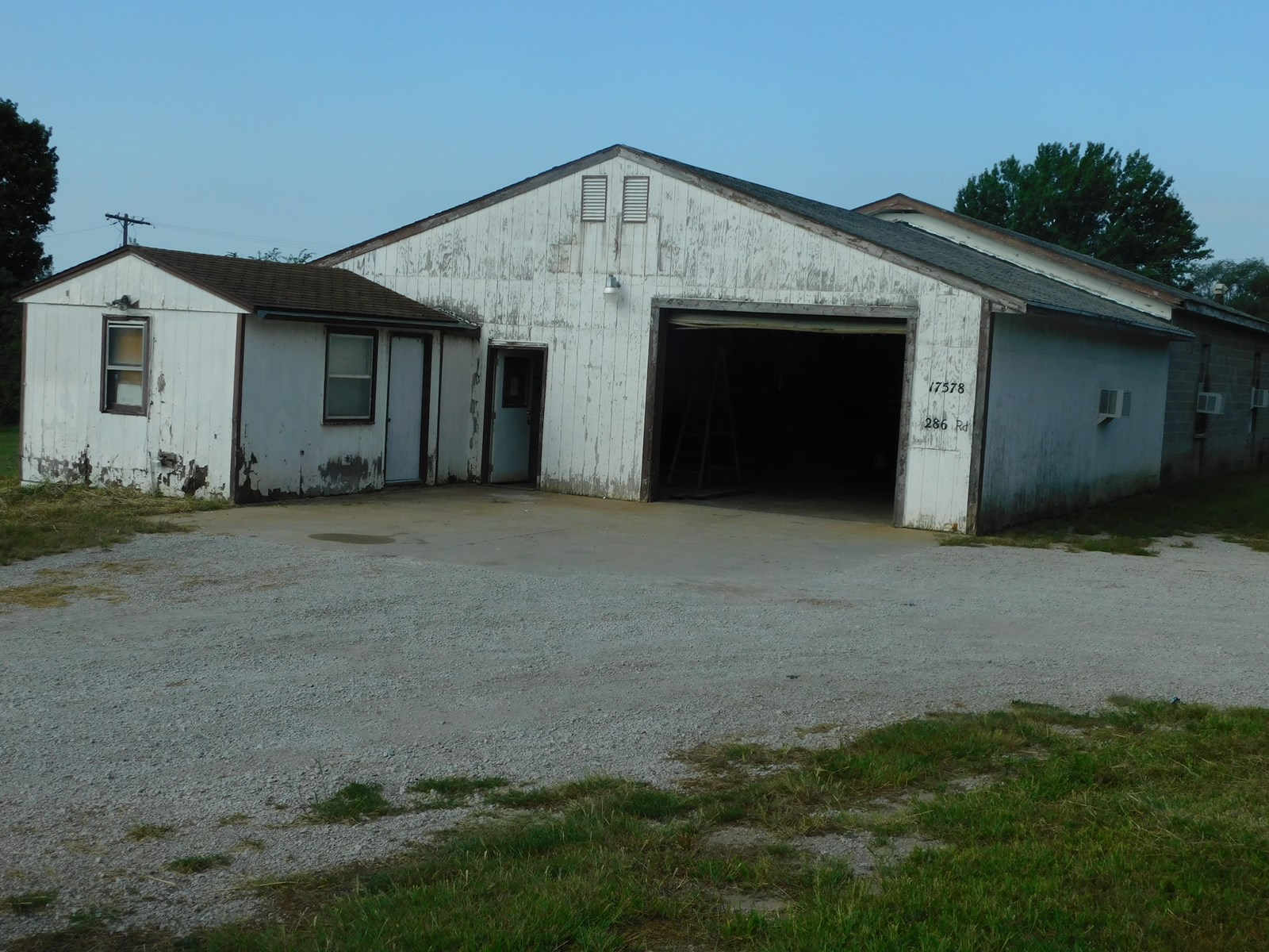 Business Opportunity Commercial Property Northeast Kansas