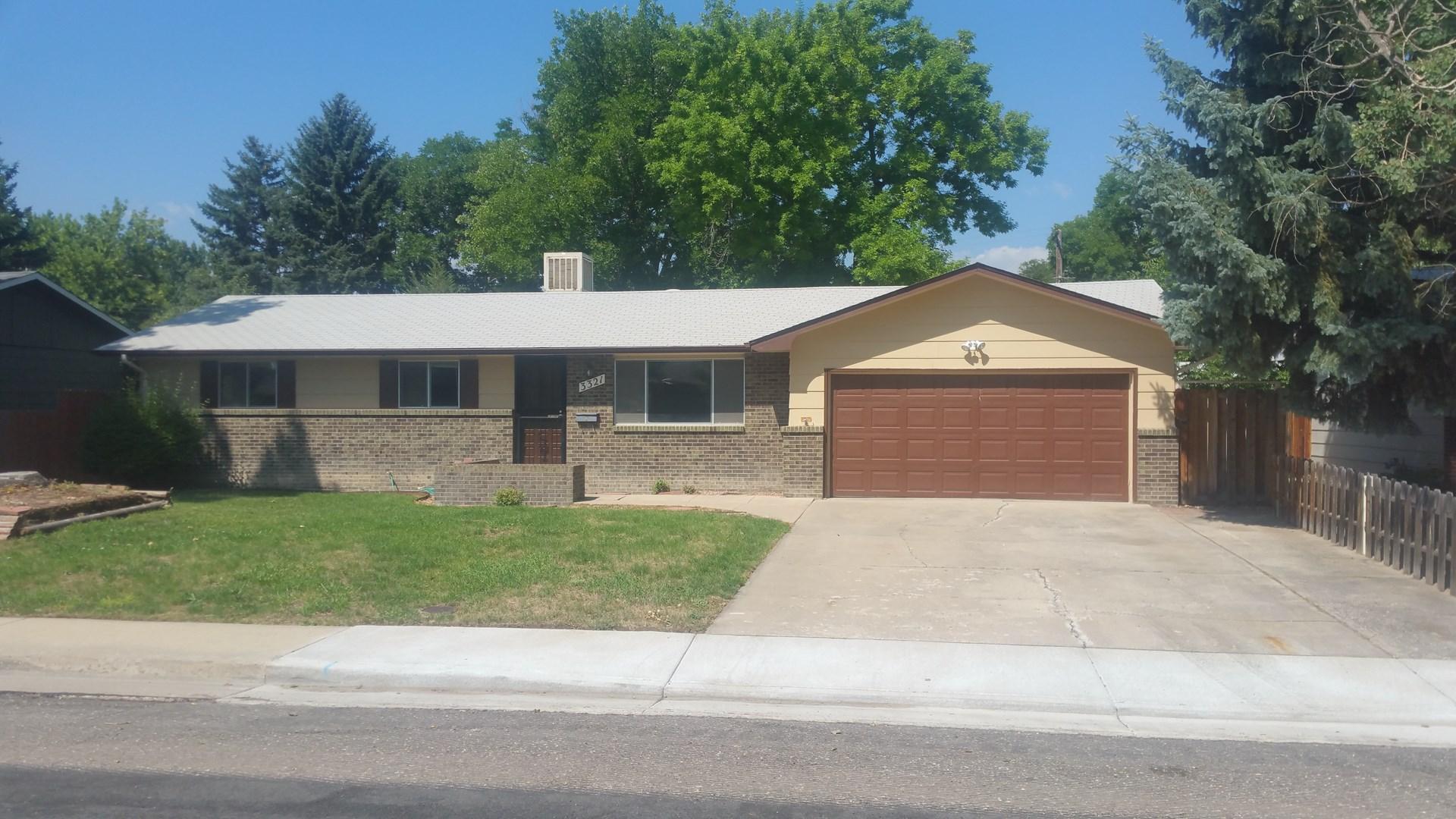 Homes for Sale Loveland, Colorado