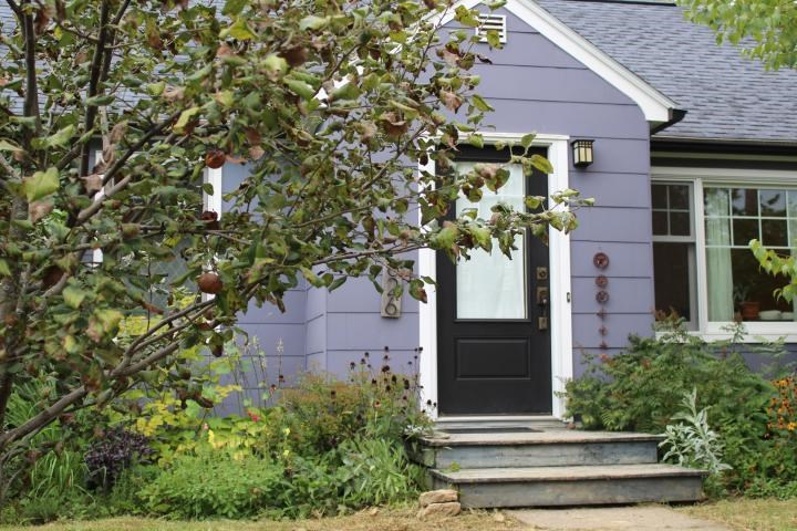 4BR 2BA Cape Cod home in town for sale  WI - organic garden