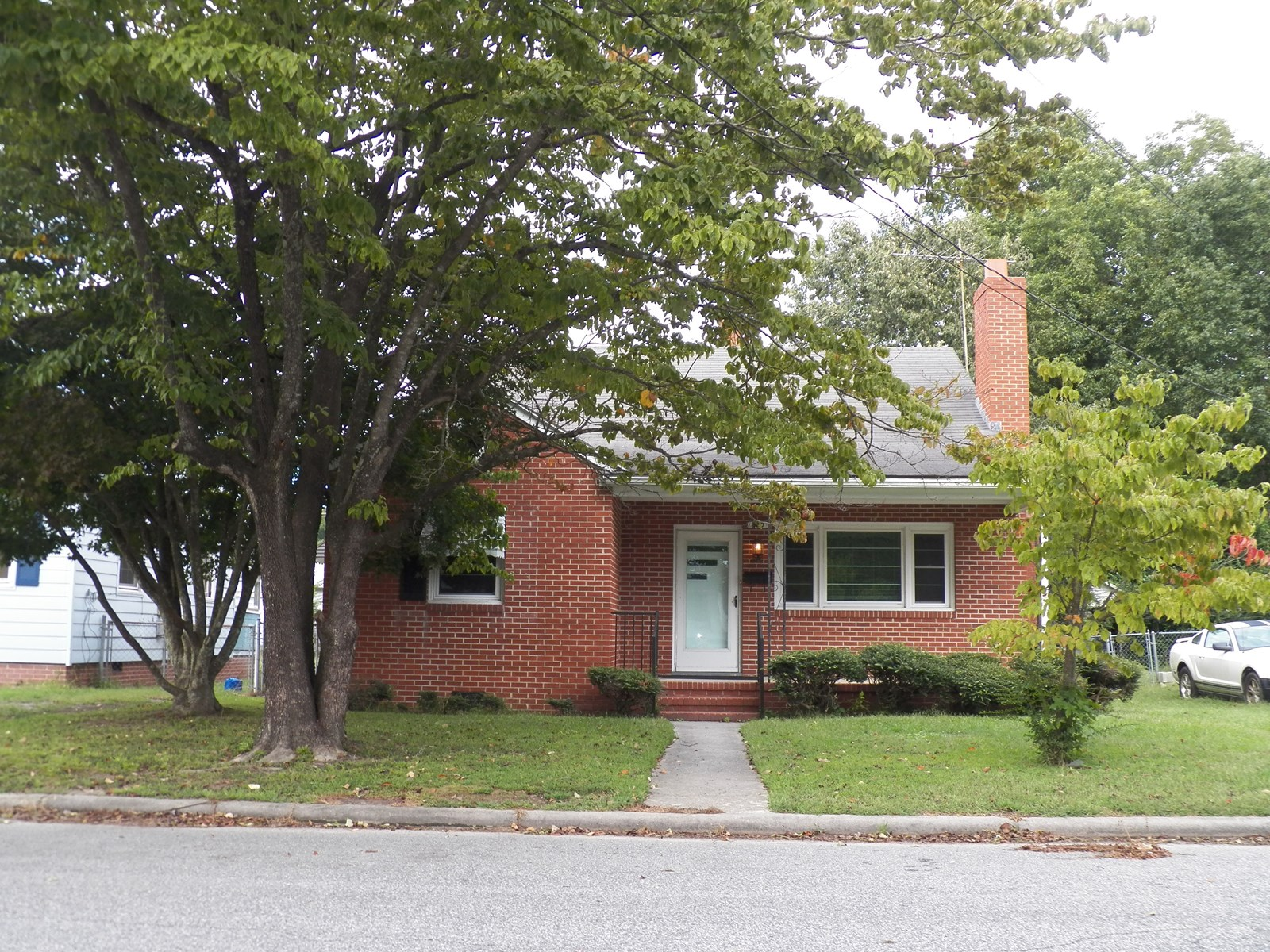 All Brick Home in Perquimans County