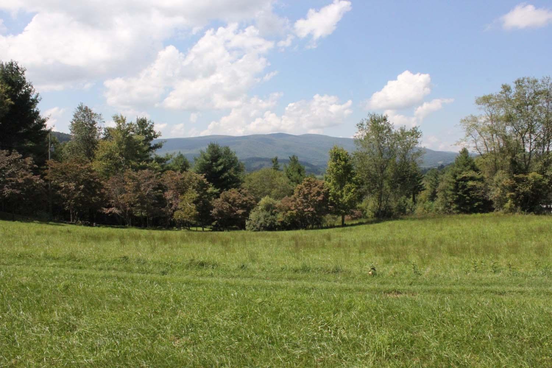 Old-time Blue Ridge Mountain Mini-Farm