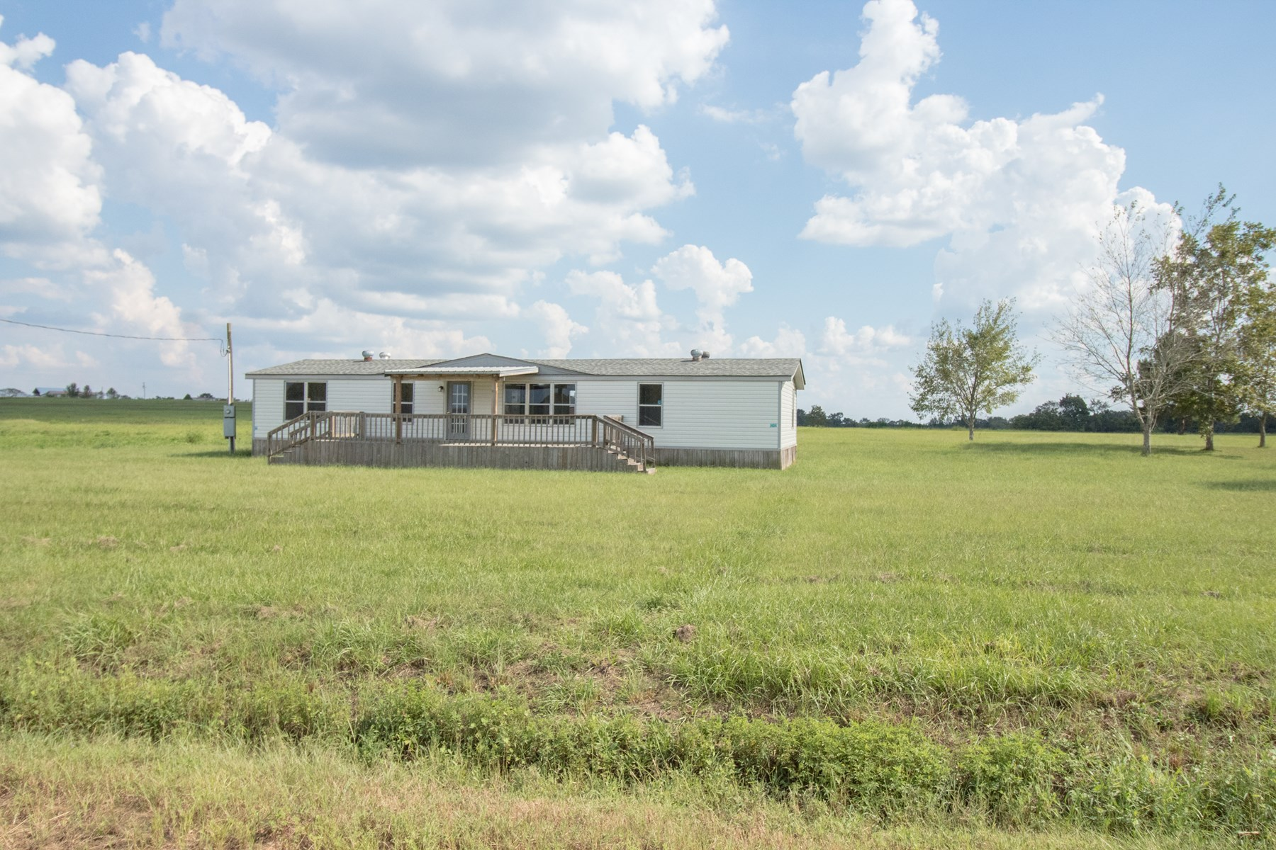 3B/2B MOBILE HOME FOR SALE ON 3.23 ACRES SLOCOMB, ALABAMA