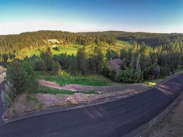 Spokane Washington Golf Course Lot Ridge at Hangman