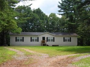 Manufactured Home in Alleghany Co for Sale on 3.5 Acres +/-