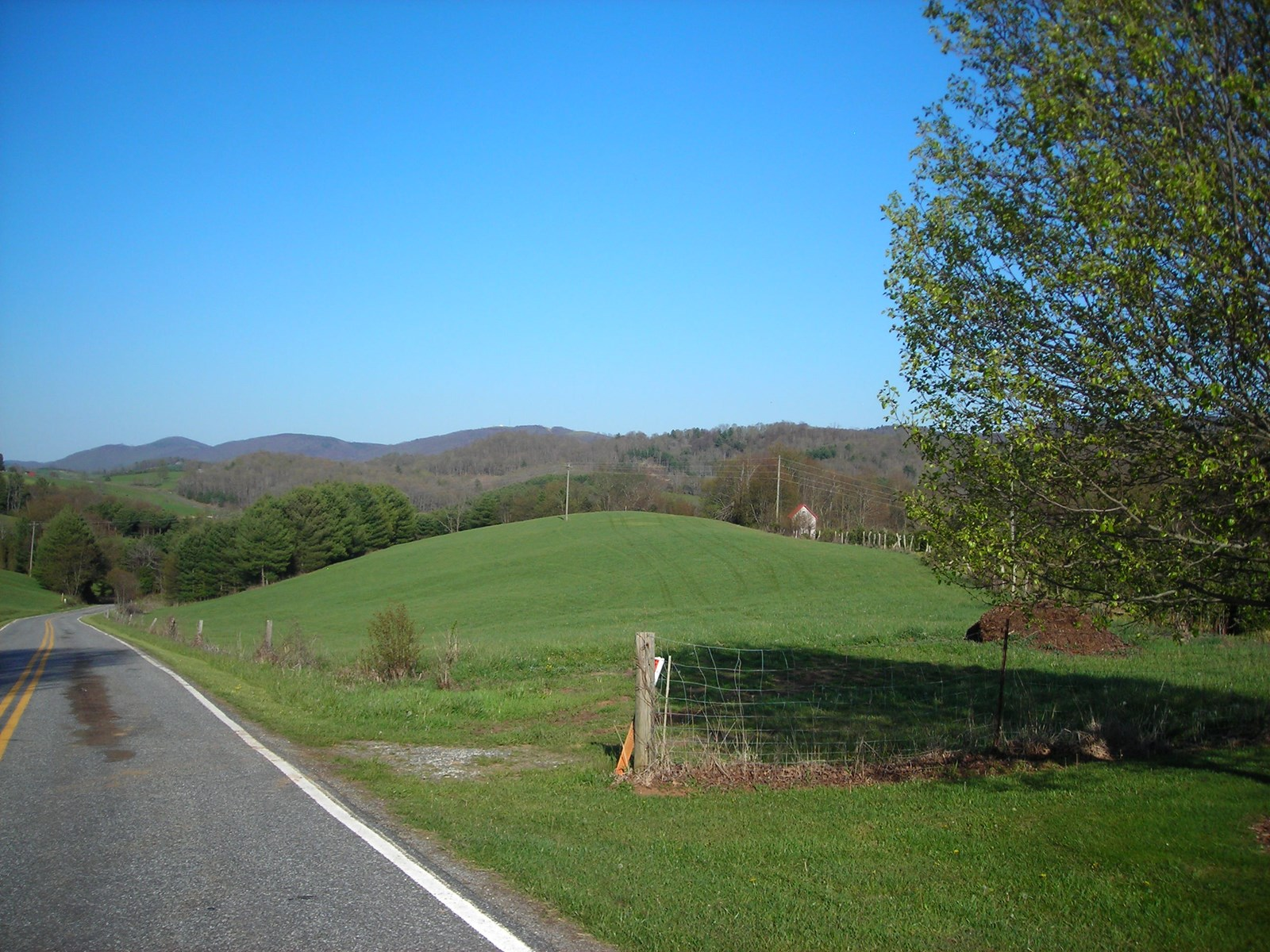 Land for Sale with Majestic Views of Alleghany Co NC