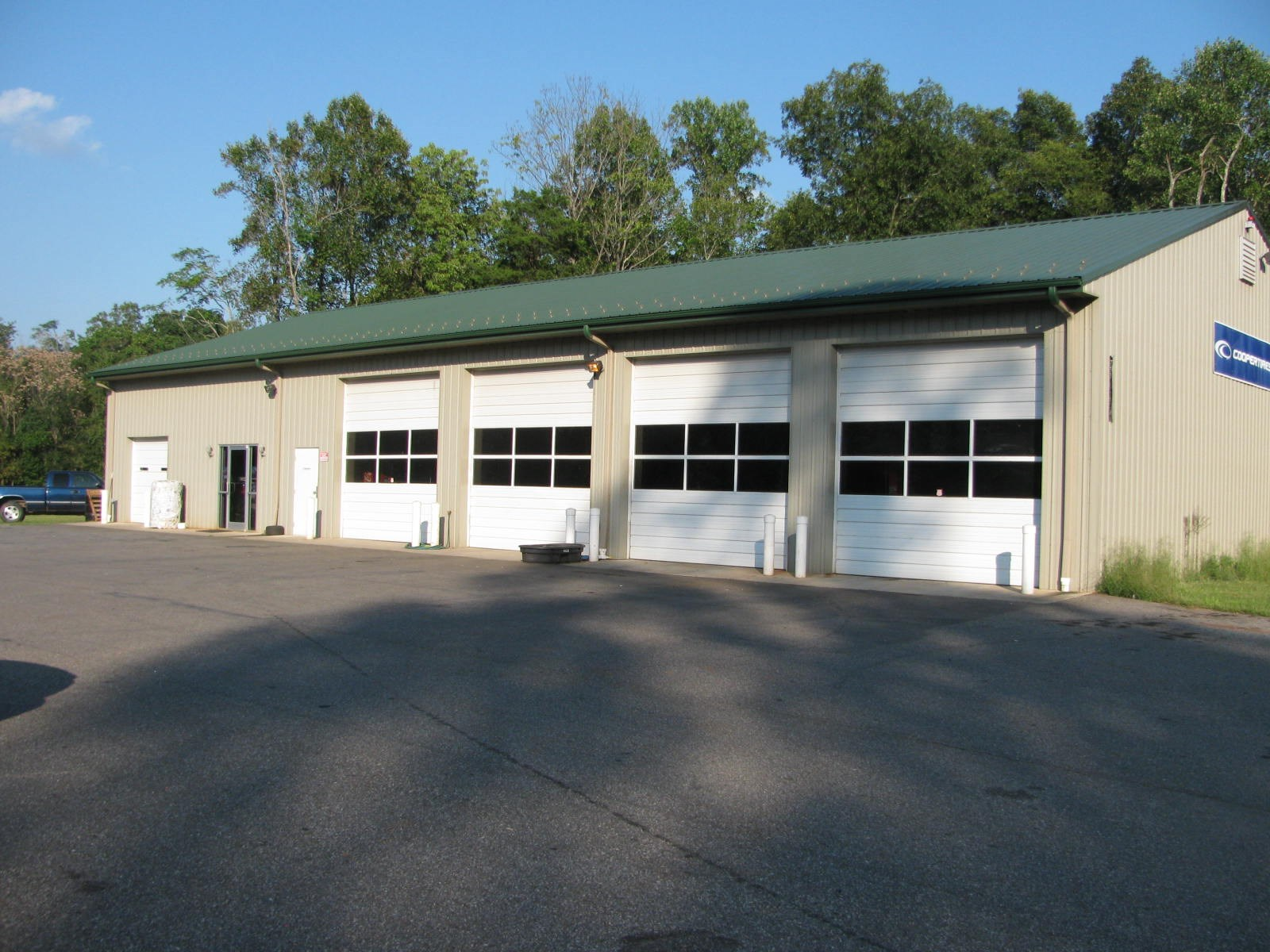 Tire & Auto Service Business In Pittsylvania County, VA