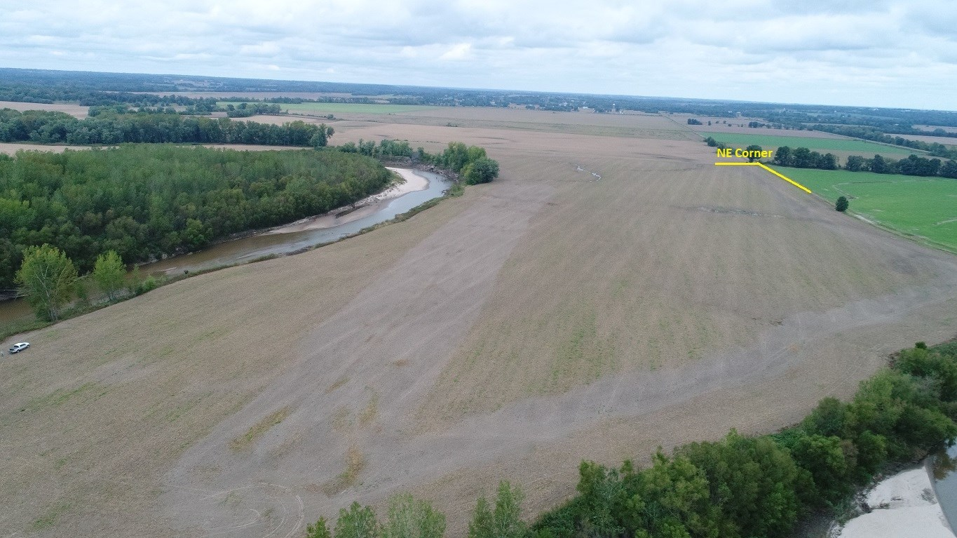 146+/- Acres Grand River Bottom, 4% ROI, Class II Soils