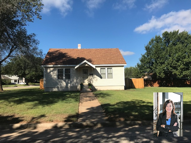 Two Bedroom Home for Sale in Alva, OK (Woods County)