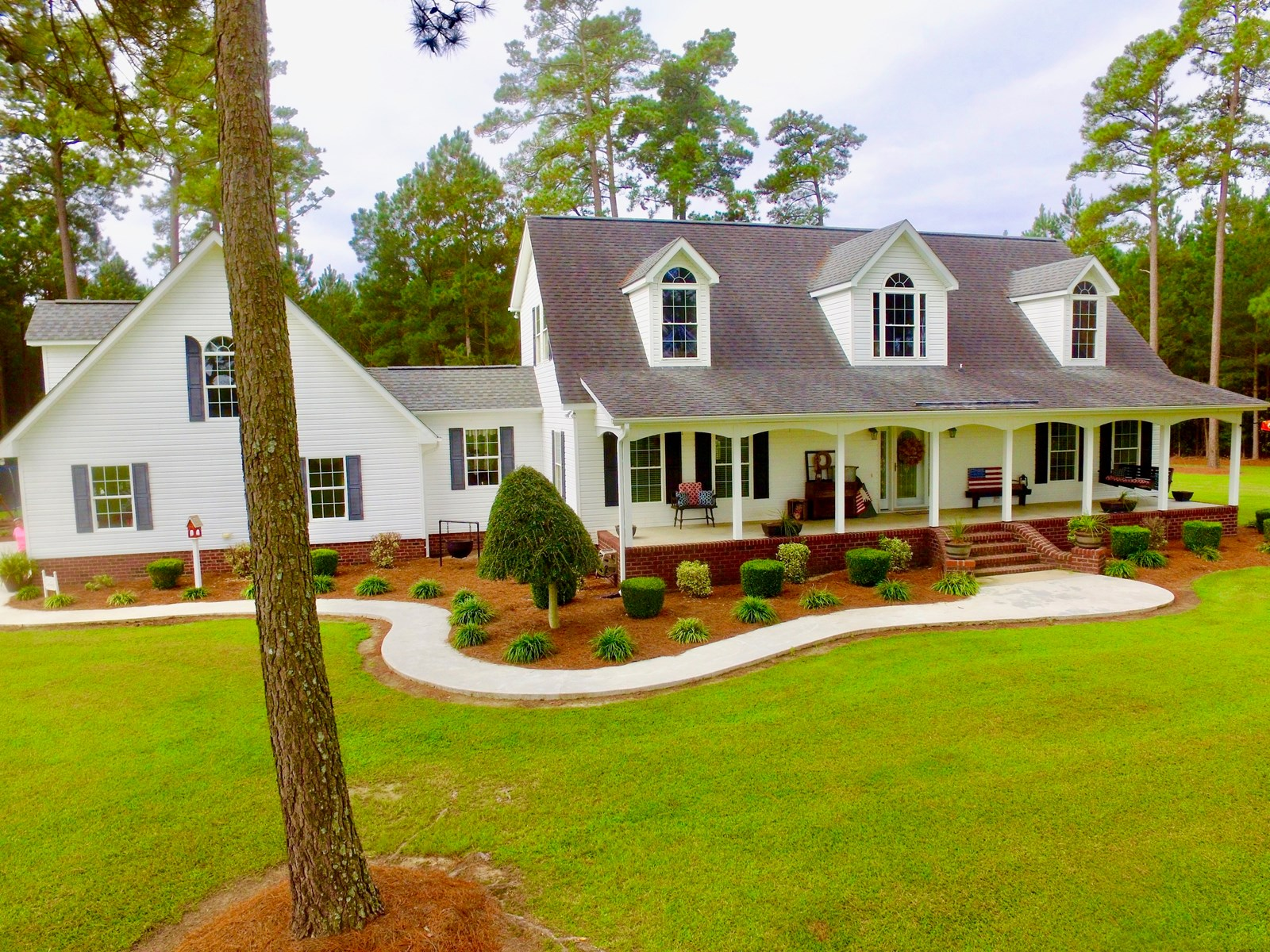 Country Home in Beaufort County, NC for Sale