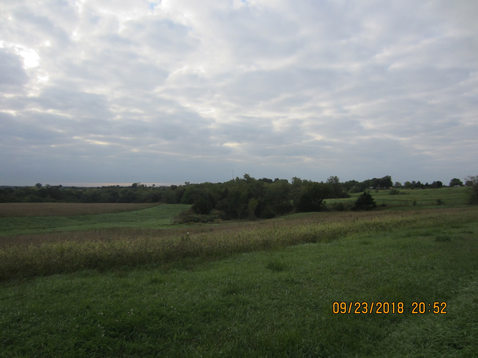 Farm for sale with tillable, pasture, & hunting in North MO