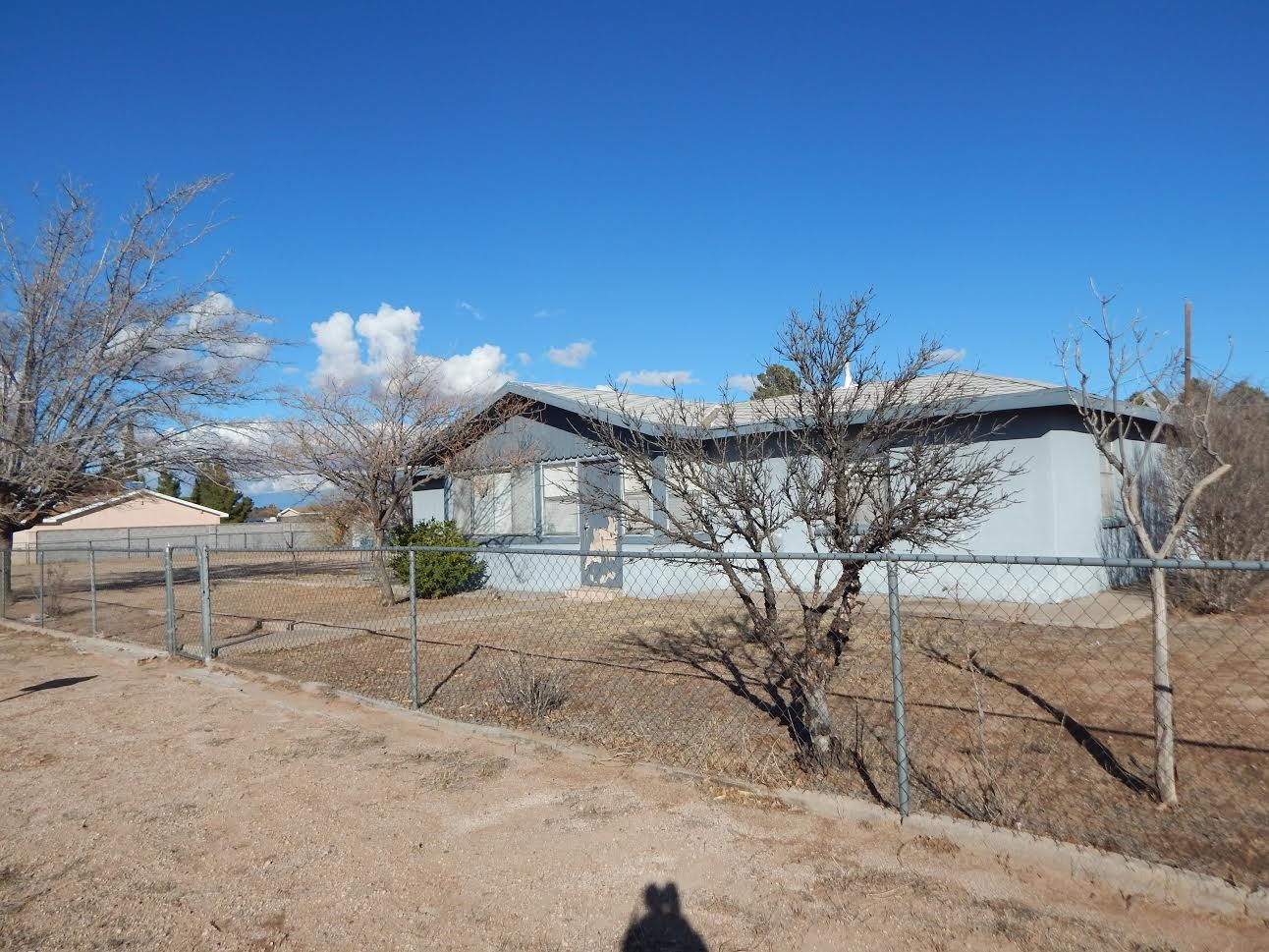Home for sale in Southwest New Mexico
