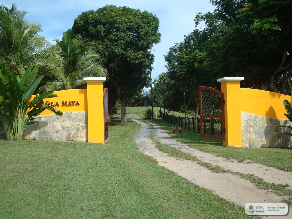 Large Estate Farm For Sale Panama