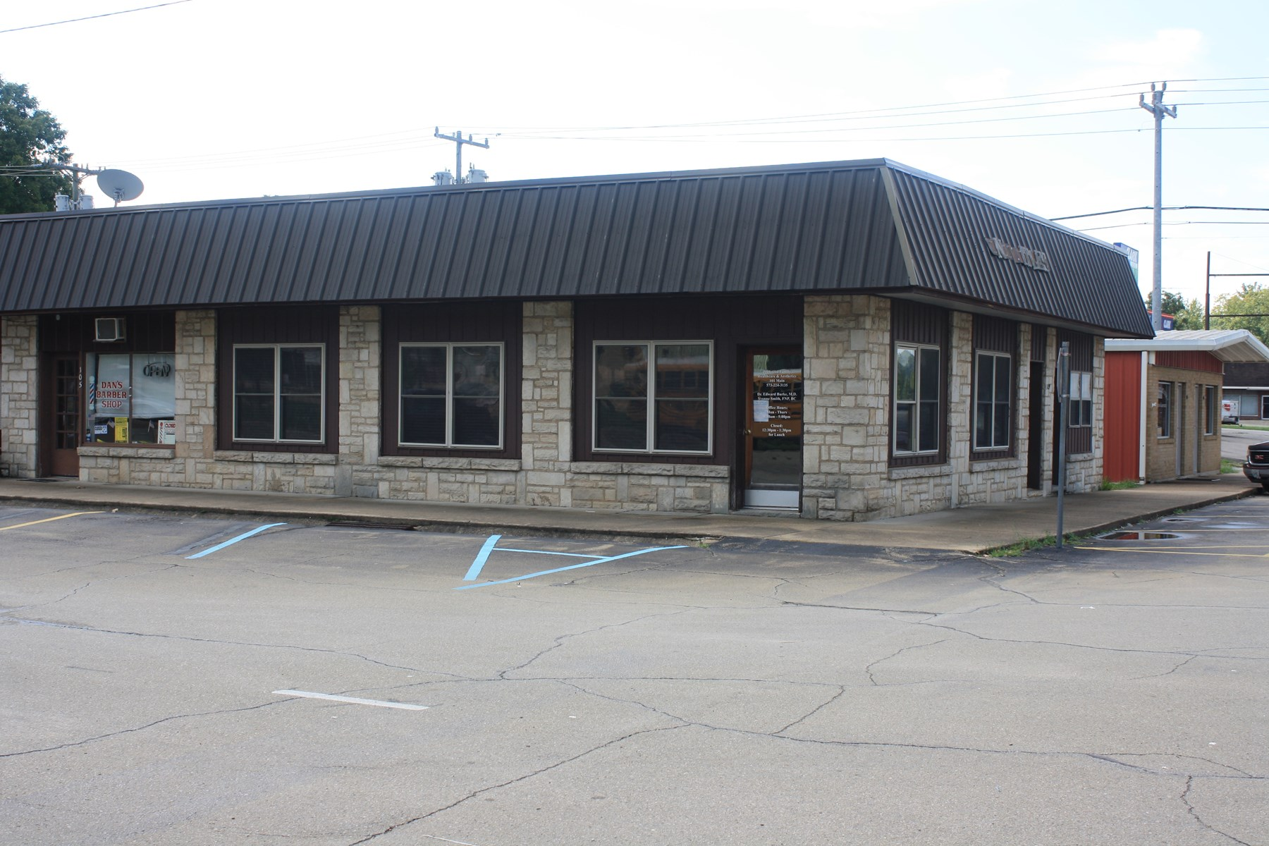 Greenville Missouri Commercial Building for Sale