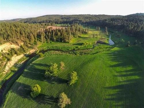 Golf Course, One Acre lot, For Sale Spokane, Washington