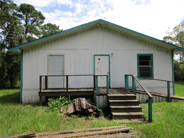 Bristol FL home with land close to national forest and river