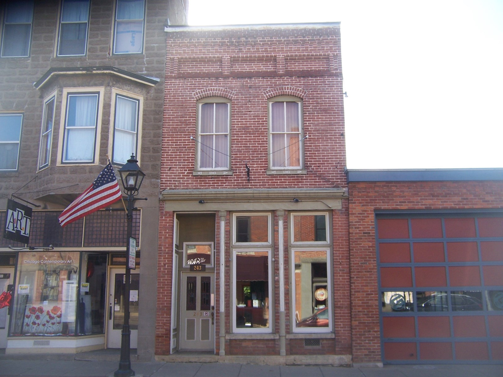Historic Downtown Galena Commercial Building