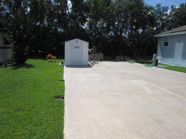 RV PAD, 55+ RESORT COMMUNITY, CENTRAL FL, LAKE WALES FLA