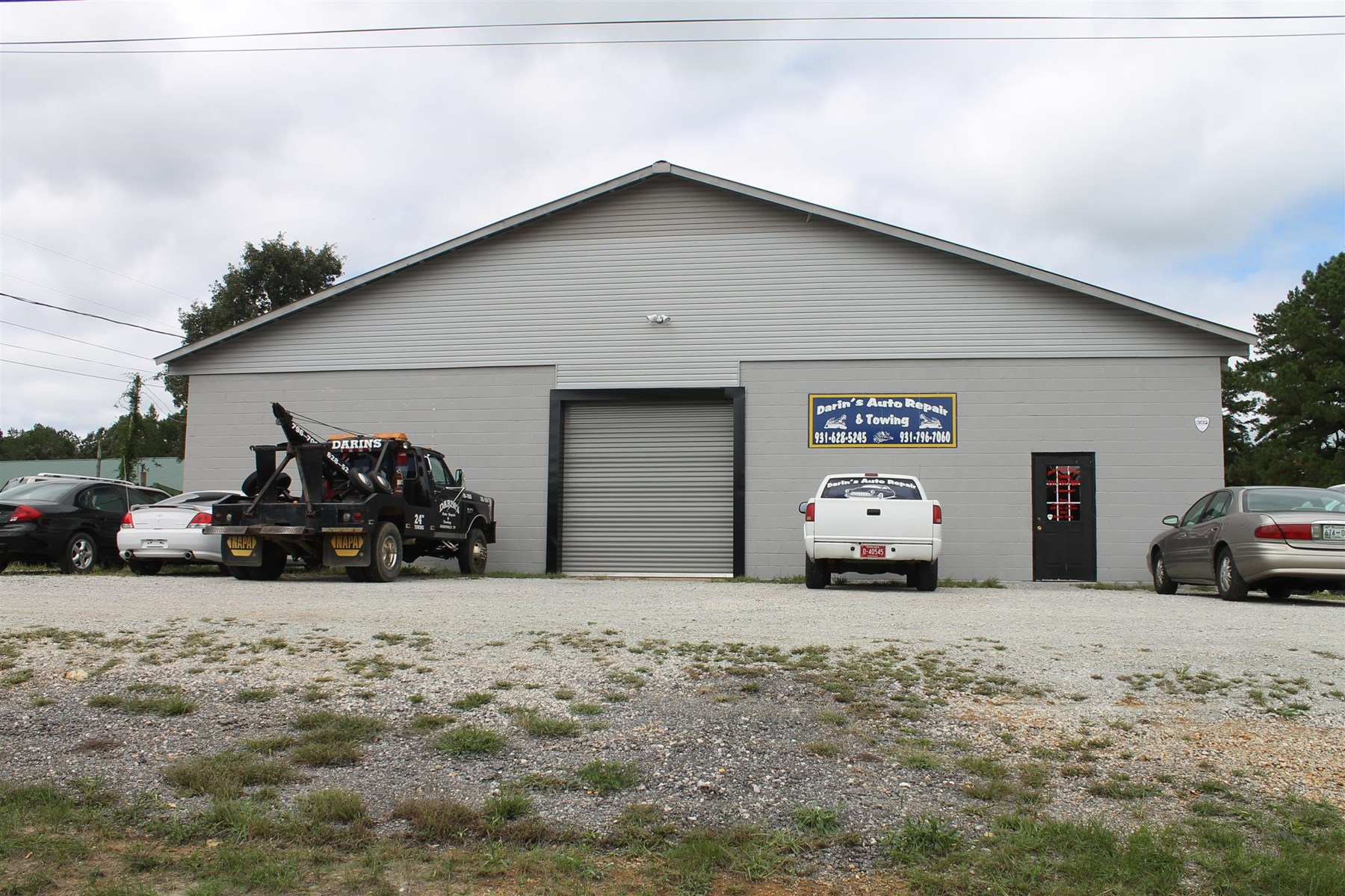 Hohenwald, TN Lewis County Commercial Building For Sale