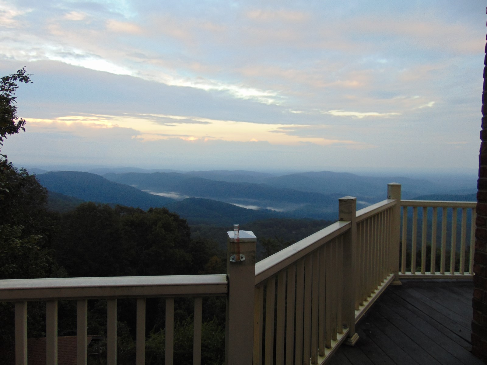 Breathtaking views home near Blue Ridge Parkway Wilkes Co