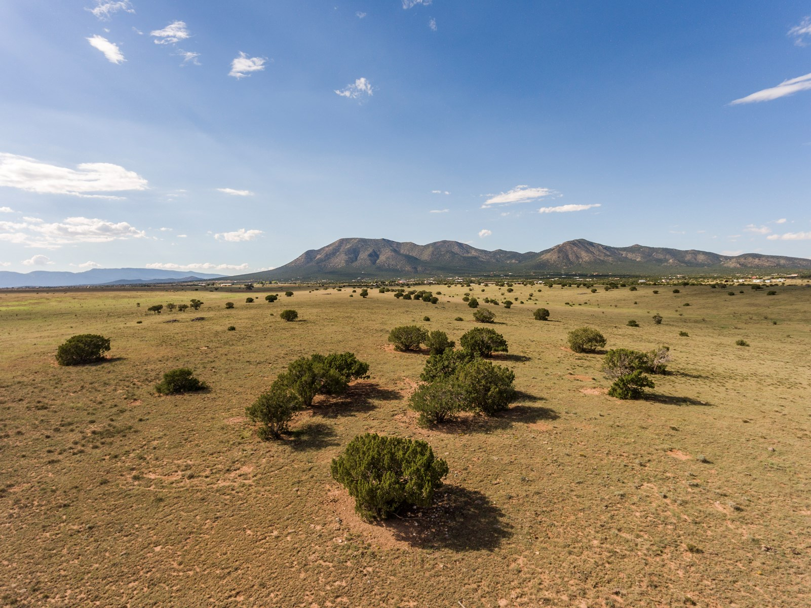 Southern Santa Fe County NM Grazing Land 80 Ac For Sale